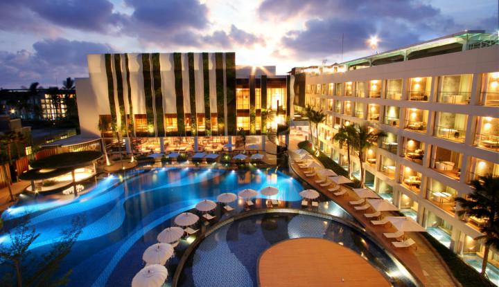 Kasihan, Hotel Milik OSO Masih Menderita Rugi - Warta Ekonomi