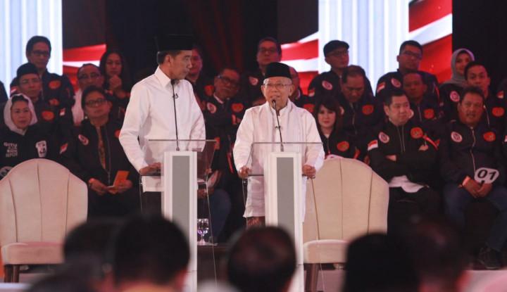 Jokowi-Ma'ruf Serupa Tapi Tidak Sama - Warta Ekonomi