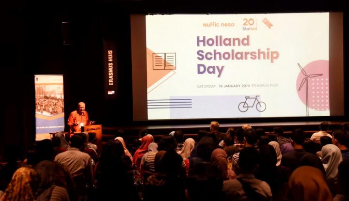 Foto Berita Mau Studi ke Belanda, Baca Ini