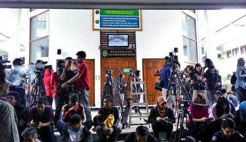 PWI: Halangi Kerja Wartawan Dapat Pidana