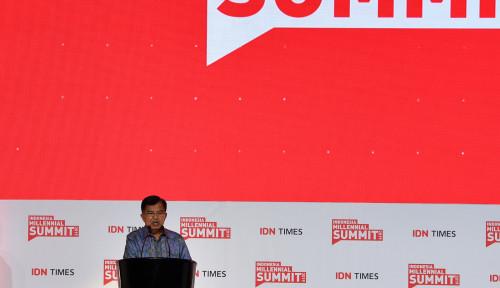 Foto Klaim JK, Berkat Erick Thohir Milenial Pilih Jokowi-Ma'ruf