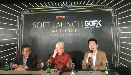 Foto GOFX Milik ICDX Jadi Kontrak Spot Forex Pertama di Asean