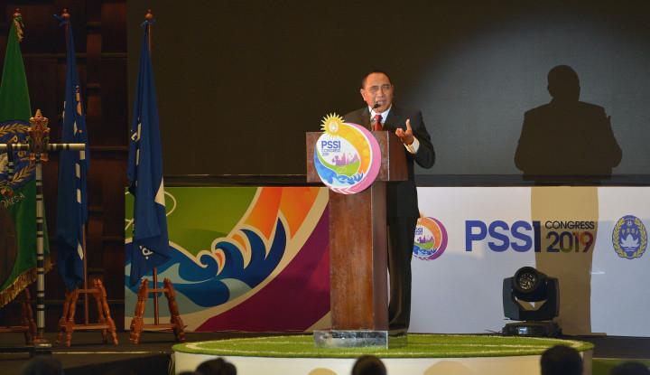 Foto Berita Wagub Sumut Tak Tahu Alasan Edy Mundur dari PSSI