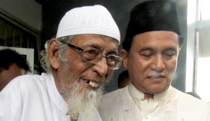 Bukan Prabowo, Yusril Arahkan Dukungan PBB ke Jokowi-Ma'ruf - Warta Ekonomi