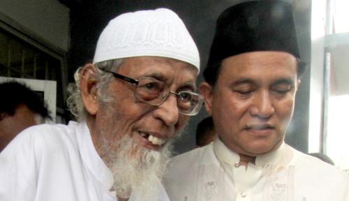 Foto Ba'asyir Diminta Pindah Warga Negara, Jika...
