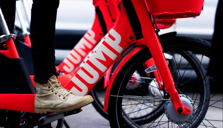 Uber Tengah Kembangkan Sepeda dan Skuter Otonom - Warta Ekonomi