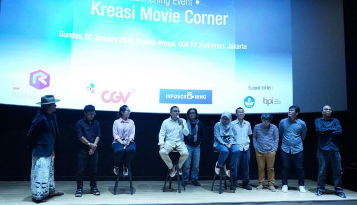 Industri Kreatif Perfilman Berbadan Hukum Koperasi Lahir di Era Milenial - Warta Ekonomi