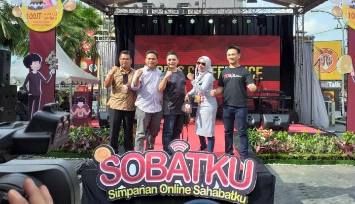 Foto Berita Kota Medan Urutan ke-6 Punya Nasabah Terbanyak di Perusahaan Fintech Ini...