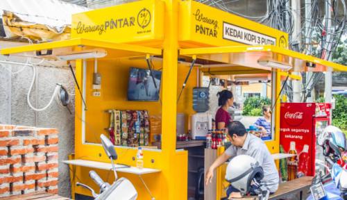 Digitalkan PKL di Indonesia, Warung Pintar Raih Pendanaan Baru Rp390 Miliar