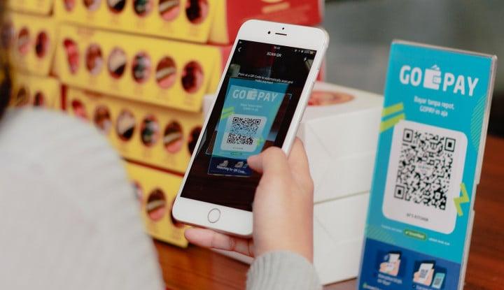 Foto Berita Persaingan Ketat Go-Pay dan OVO