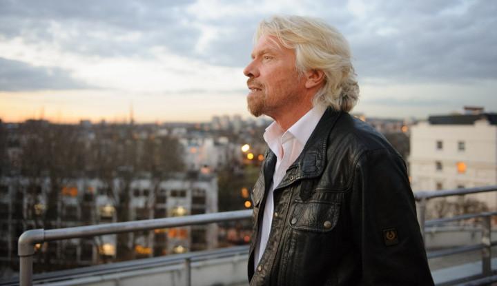 Richard Branson Nasihati Elon Musk: Jangan Bekerja Terlalu Keras - Warta Ekonomi