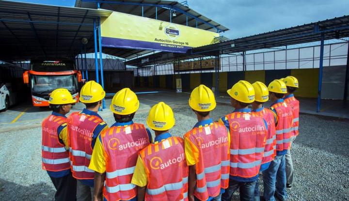 Adira Insurance Buka Autocillin Garage Khusus Truk dan Bus di Bekasi - Warta Ekonomi