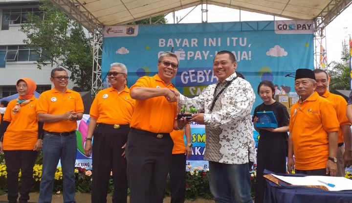 Foto Berita Kerja Sama dengan 50 SMK Jakut, Go-Jek Akan Beri Pelatihan E-Enterpreneur