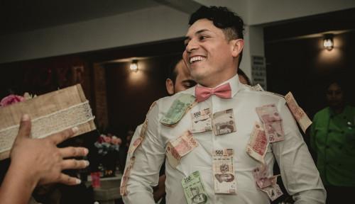 """Foto 7 Deretan Nama """"Crazy Rich Asians"""" di Dunia Nyata"""