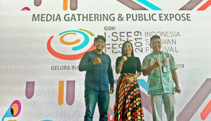LIMA Armada dan GBK Akan Gelar Festival Budaya Kreatif Lokal 'I SEE Fest 2019' - Warta Ekonomi