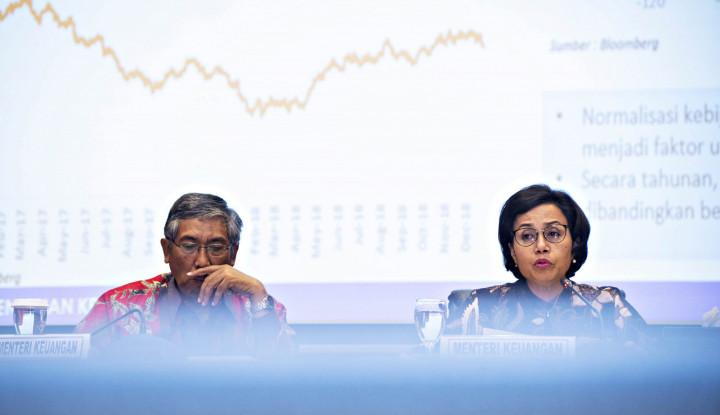 Sri Mulyani Minta Dana Repatriasi Program Tax Amnesti Tak Bocor Keluar - Warta Ekonomi