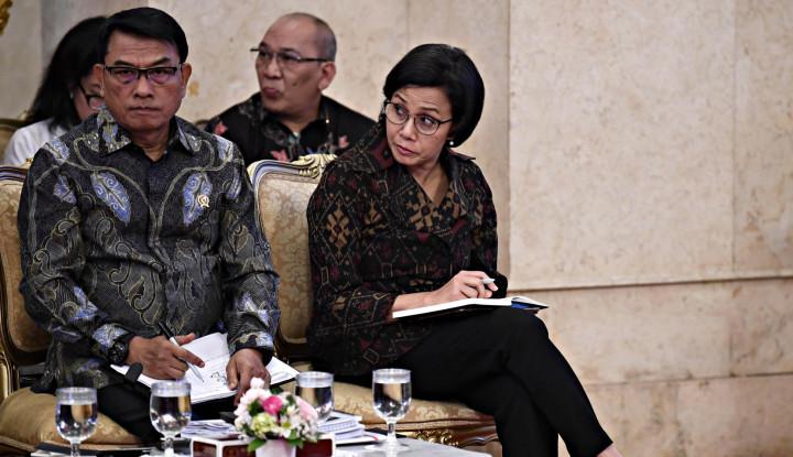 Jokowi Bakal Cari Wakil untuk Moeldoko, Kerjanya untuk... - Warta Ekonomi