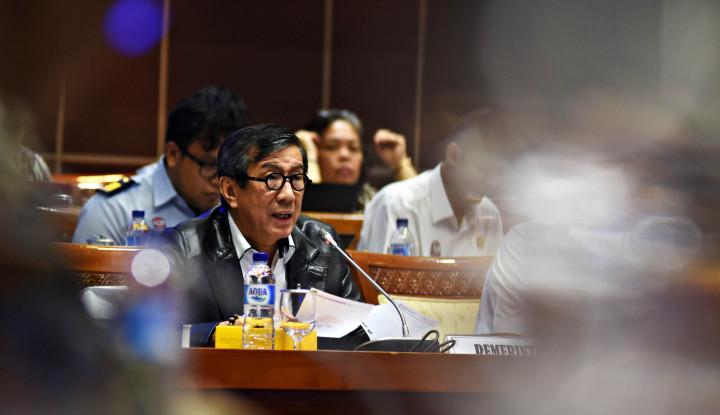 Klarifikasi Pernyataan Anak Priok Kriminal, Yasonna Malah Pamer Gelar Profesornya - Warta Ekonomi