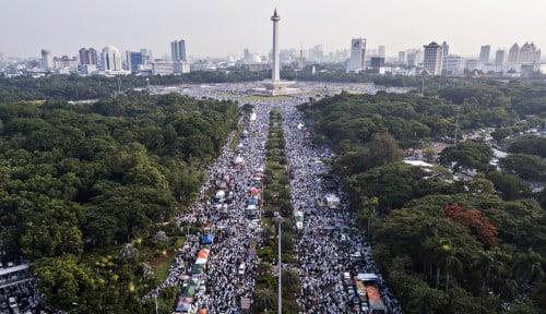 Foto Ijtima Ulama Launching NKRI Bersyariah, Komar: Pepesan Kosong itu