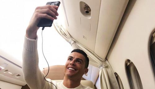 Foto Dikecam, Ronaldo Dikecam Gara-Gara Tampilkan Foto Ini
