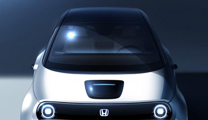 Honda Akan Luncurkan Mobil Listrik di Geneva Motor Show 2019 - Warta Ekonomi