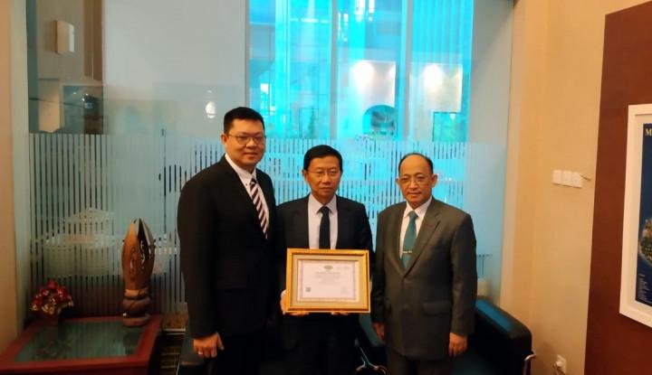 Foto Berita Masih Muda, President University Raih Akreditasi A dari BAN-PT