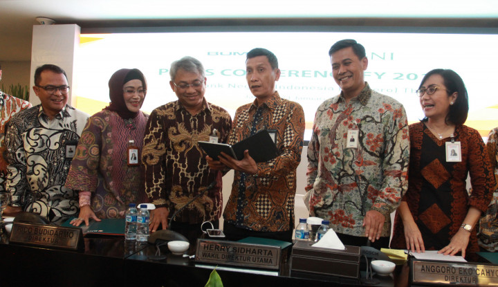 BNI Bukukan Laba Bersih Rp15,02 Triliun Sepanjang 2018 - Warta Ekonomi