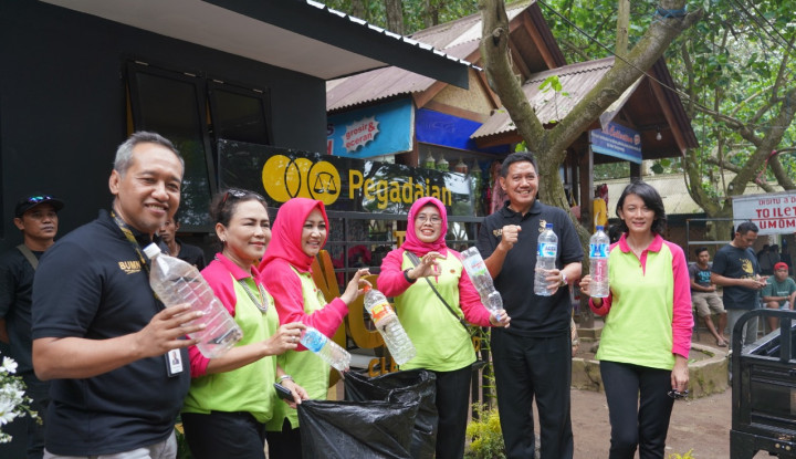 Foto Berita Bank Sampah Pegadaian Kini Hadir di Banyuwangi