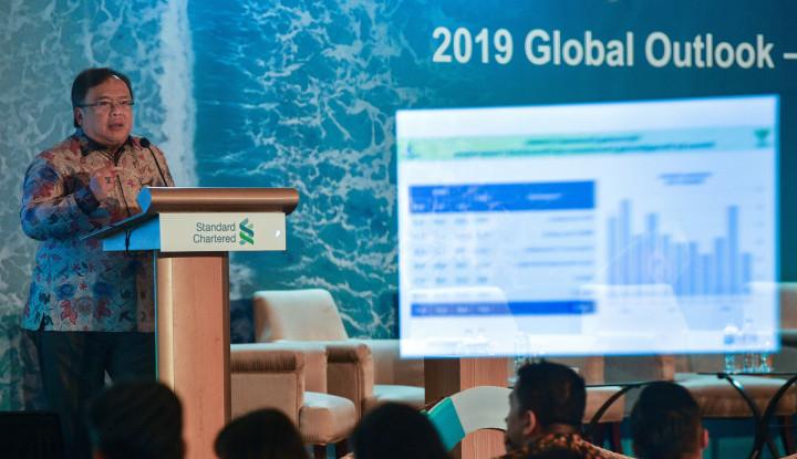 Foto Berita Standard Chartered Nilai Perlambatan Ekonomi Global Berlanjut Hingga 2020