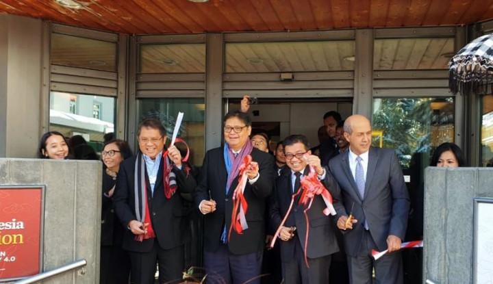 Buka Pintu Investasi LewatIndonesia Pavilion, Pemerintah Promosikan 3 Sektor Ini - Warta Ekonomi