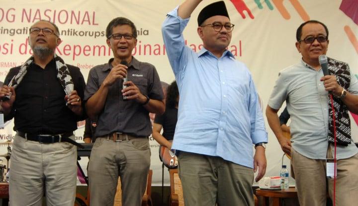 Orang-Orang Sekitar Terlibat Kasus, Jokowi Gagal? - Warta Ekonomi