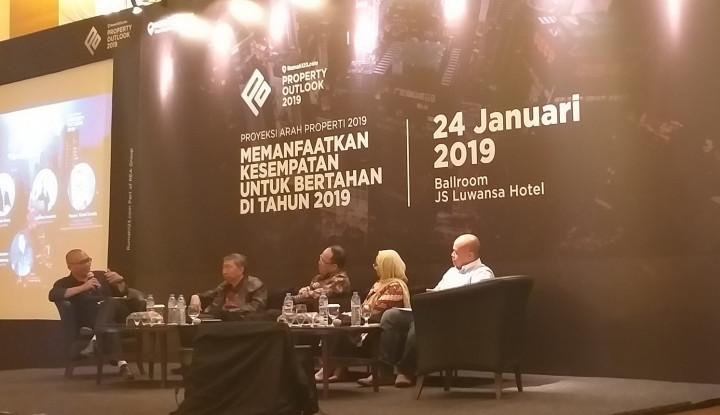 Infrastruktur Rampung, Pengusaha Properti Optimis Jalani 2019 - Warta Ekonomi
