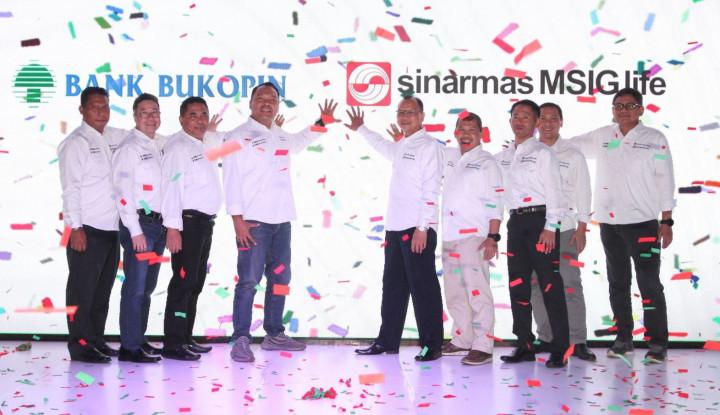 Foto Berita Bank Bukopin dan Sinarmas MSIG Life Luncurkan Dua Produk Bancassurance