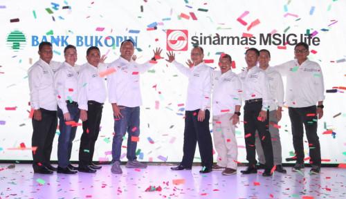 Foto Bank Bukopin dan Sinarmas MSIG Life Luncurkan Dua Produk Bancassurance
