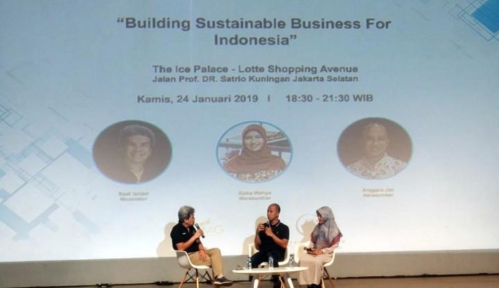 Foto Berita ATM Jadi Kunci Sukses Bisnis Lapis Bogor