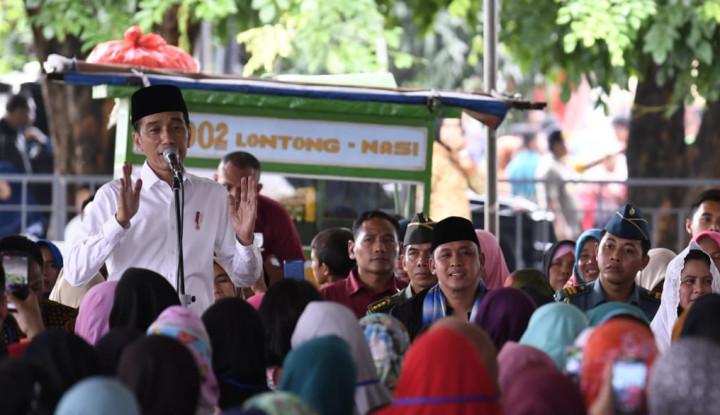 Listrik Gratis Jokowi untuk Warga Bekasi - Warta Ekonomi
