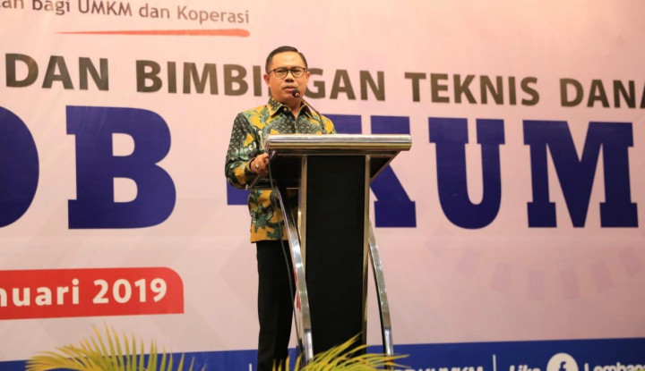 Foto Berita Alokasikan Rp5 Miliar Dana Bergulir di 2019, LPDB-KUMKM Siapkan Strategi Ini