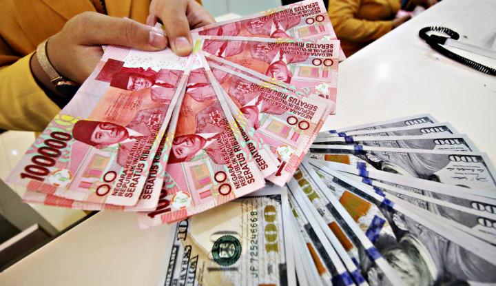 Finally! Rupiah Bikin Dolar AS KO! - Warta Ekonomi