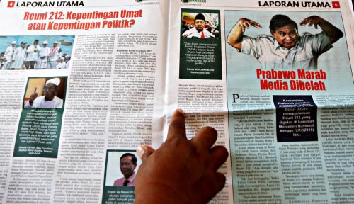 Foto Terkait Peredaran Tabloid Indonesia Barokah, Bawaslu Tunggu Sikap Dewan Pers