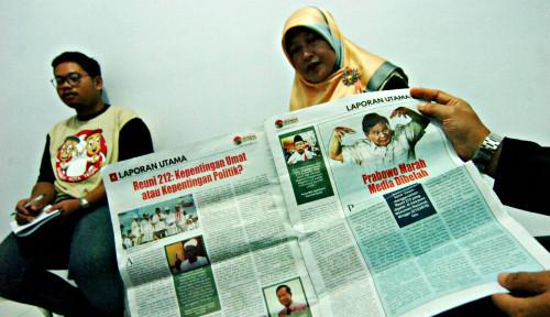 Foto Ternyata Tabloid Indonesia Barokah Sajikan Fakta Bukan Fitnah