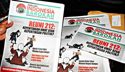 Foto Tok! Tabloid Indonesia Barokah Bukan Pers