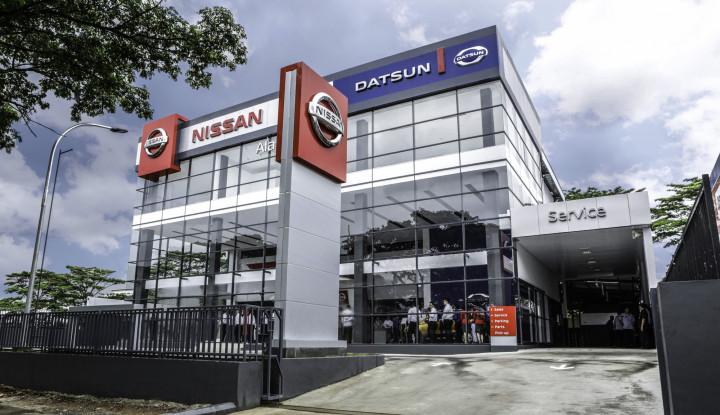 Gerai Baru Nissan Resmi Dibuka di Alam Sutera - Warta Ekonomi