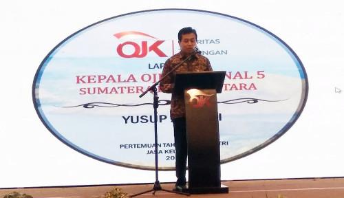 Foto OJK Catat Pertumbuhan Kredit Perbankan di Sumut Capai 7,09%