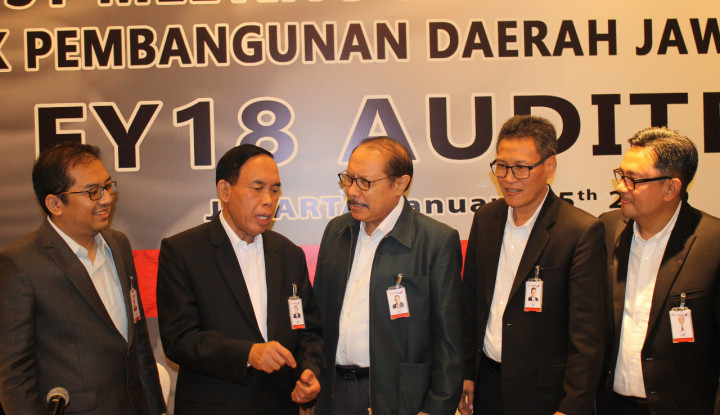 Foto Berita Bank Jatim Cetak Laba Rp1,26 T di 2018
