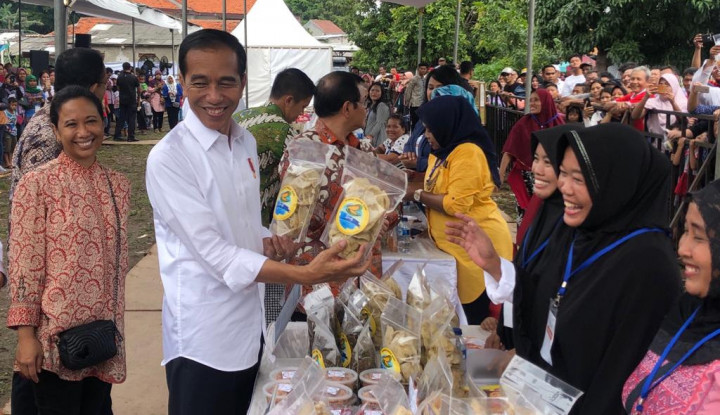 Pesanan 100.000 Sabun Jokowi Sudah Tiba di Jakarta - Warta Ekonomi