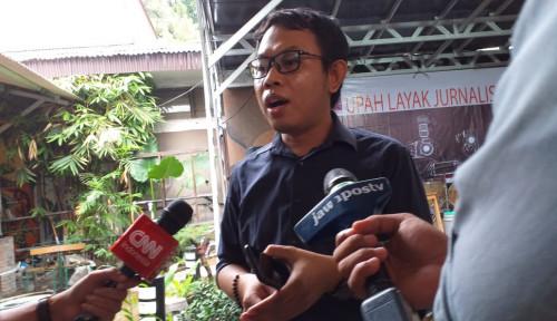 Foto Survei AJI: 10 Media Masih Beri Upah di Bawah UMP Jakarta 2019