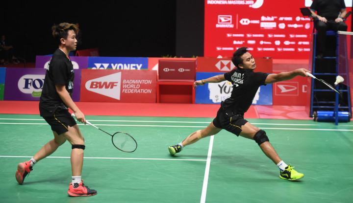 Terakhir Ikut Laga Indonesia Masters, Butet Gagal Juara - Warta Ekonomi
