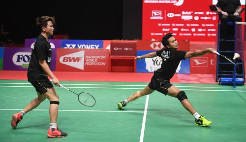 Foto Terakhir Ikut Laga Indonesia Masters, Butet Gagal Juara