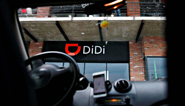 China's Didi Sets Up JV with BAIC Unit to Work on NEV Projects - Warta Ekonomi