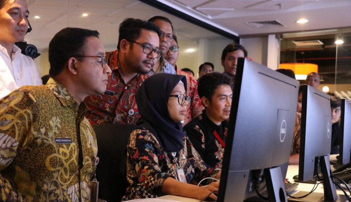 DPMPTSP Nyatakan JakEVO Bukan Pesaing OSS - Warta Ekonomi